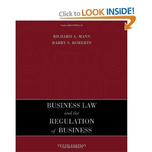 LAW BUSINESS AND REGULATION OF BUSINESS THE